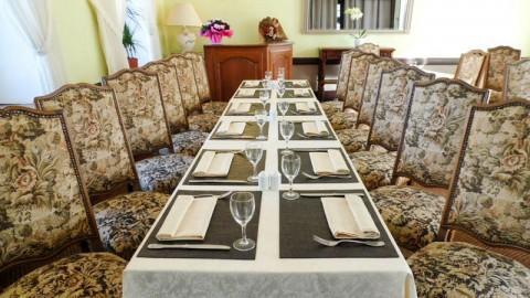 restaurant - Le Saint Pierre de Carrouges - Carrouges