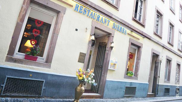 Djerba Bienvenue au restaurant Djerba