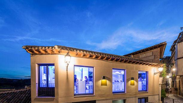 Maruxiña Lounge Restaurante romantico toledo