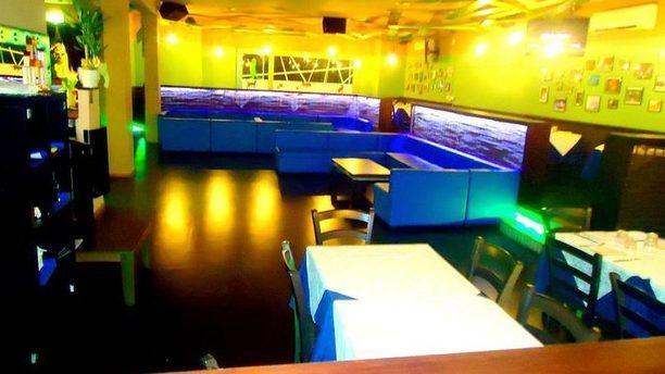 Gatto Verde zona lounge