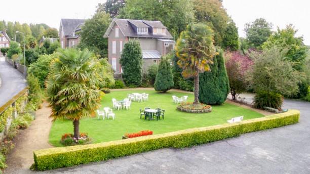 Les Bains Jardin Hôtel restaurant Gautier