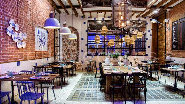 Restaurante atl ntico casa de comidas en madrid goya - Casa arabe madrid restaurante ...
