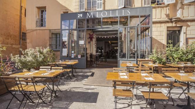 Terrasse - 29  Miollis, Aix-en-Provence