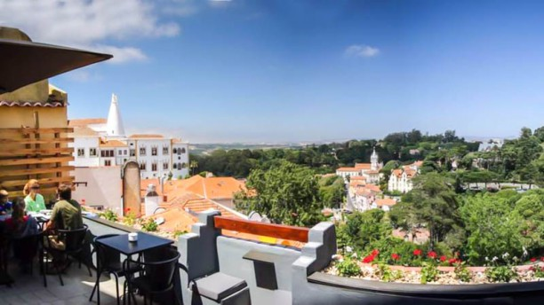 Sintra terrace in sintra restaurant reviews menu and for Terrace 45 restaurant