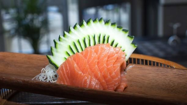 Sabores do Sushi Sashimi