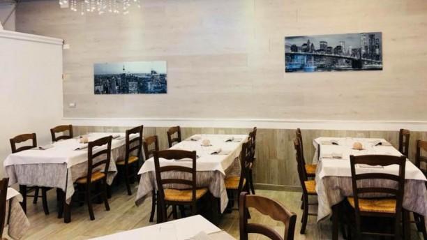 Genesis - Ristorante Pizzeria Vista sala