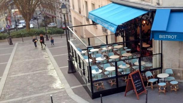 Bistrot Le Square Bistrot Le Square- Terrasse Chauffée