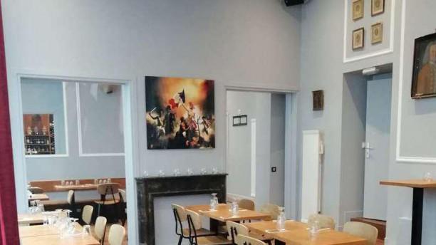 Le Saint Cerf salle