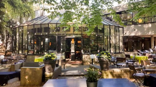 Wisseloord Café Terras
