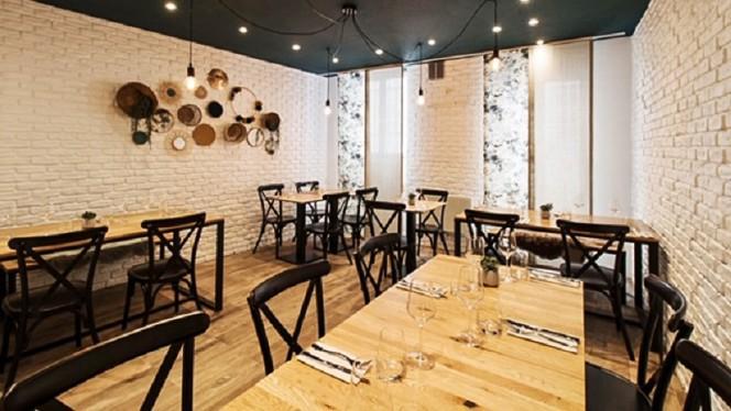 Le Riff - Restaurant - Levallois-Perret