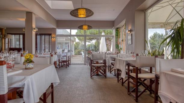 Golf de la Rochelle - Marsilly Salle du restaurant