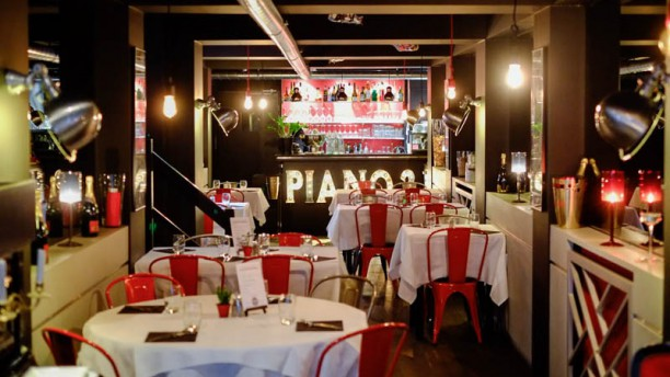 piano 2 restaurant 18 rue sainte h l ne 67000. Black Bedroom Furniture Sets. Home Design Ideas