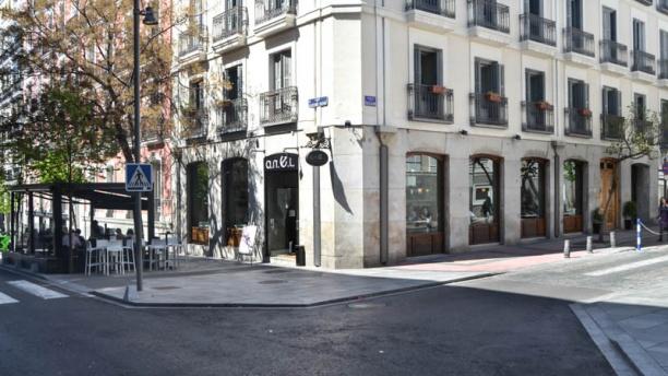 a.n.e.l. Tapas & Lounge Bar Villalar El restaurante