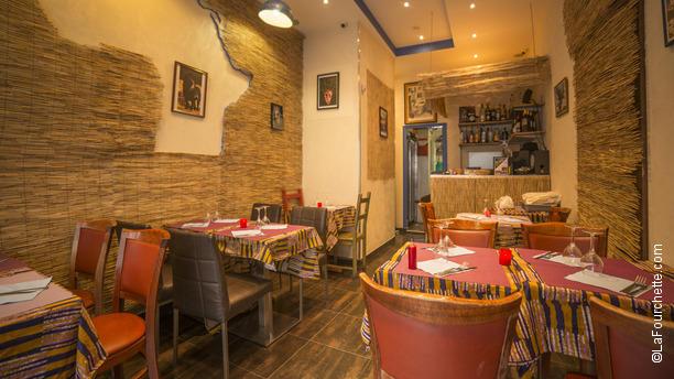 Restaurant Colombien Paris Pere Lachaise