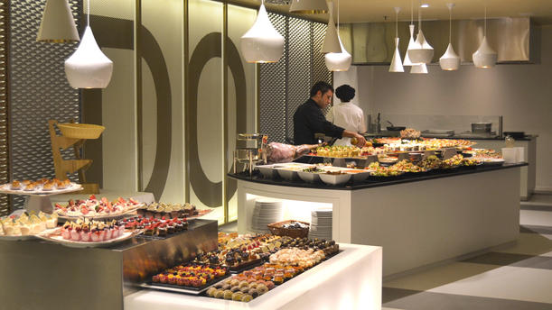 Buffet del Casino Buffet dulces
