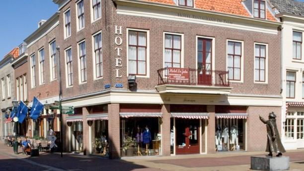 Fletcher Hotel-Restaurant De Zalm Het Hotel