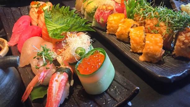 Karma Sushi Nyhavn sushi