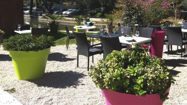 La Table du Chef Terrasse