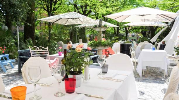 Profumo Garden Bistrot pranzare al ristorante Profumo