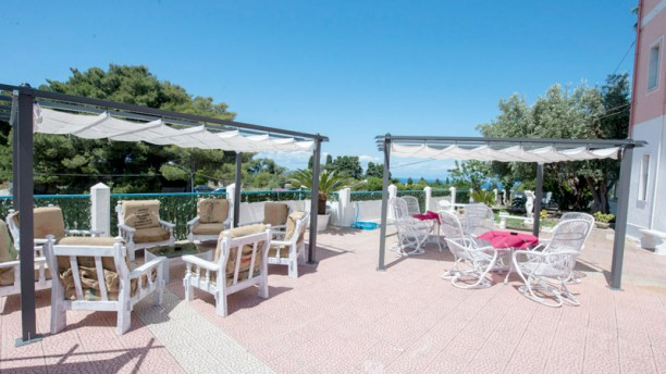Piccantino Hotel Umberto esterno