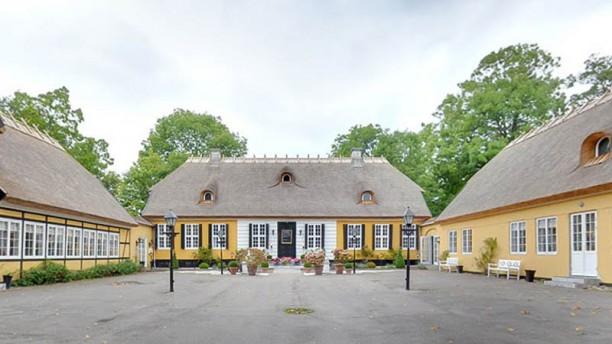Restaurant Bellahøj Ute