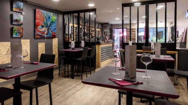 The Popote® Salle du restaurant de La Fromagerie