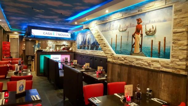 Casa Nouva Het restaurant