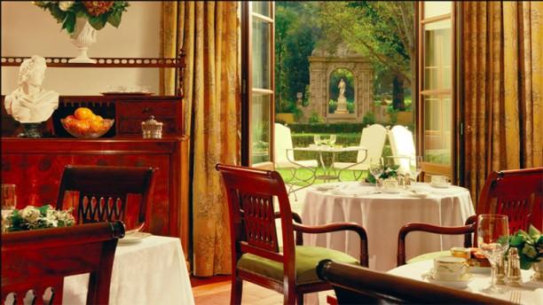 Magnolia Vista della sala
