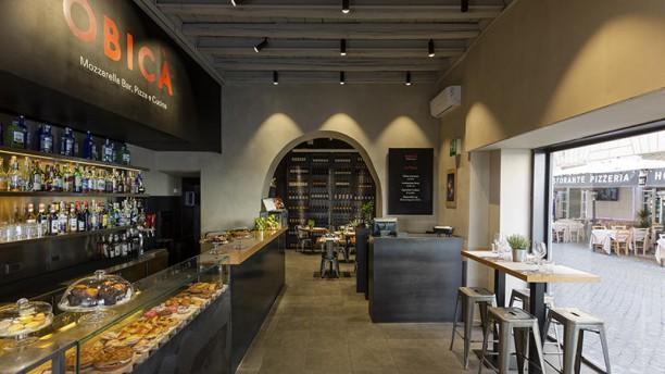 Obicà Mozzarella Bar, Campo dei Fiori Obicà Campo dei Fiori