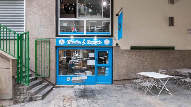 ChaCha & Compagnie Rambuteau Entrée