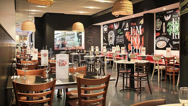 Pizza Emporio - Rambla Catalunya vista interior