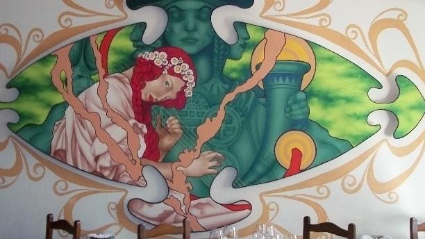 Mara Detalle decoración