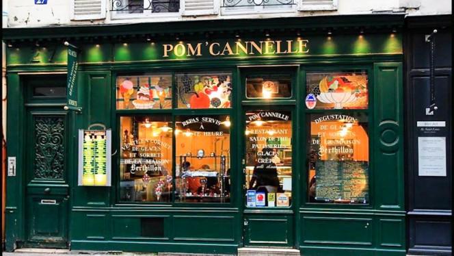 Pom'Cannelle - Restaurant - Paris