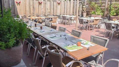 restaurant - Le Buerehof - Boofzheim
