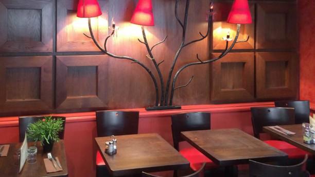 Café Chambertin salle
