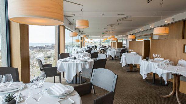 L'Océan - Hôtel Restaurant Aperçu de l'intérieur