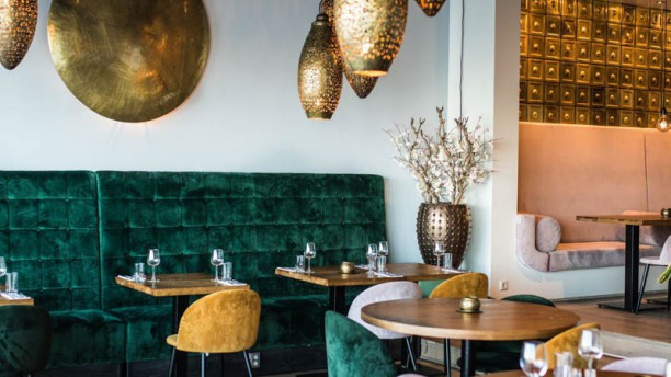 Nomad Amsterdam Restaurant