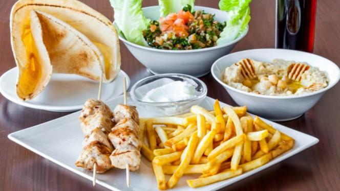 Les Trésors du Liban - Restaurant - Marseille