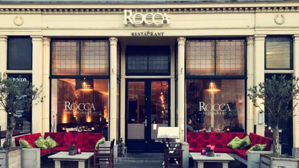 Rocca Ingang