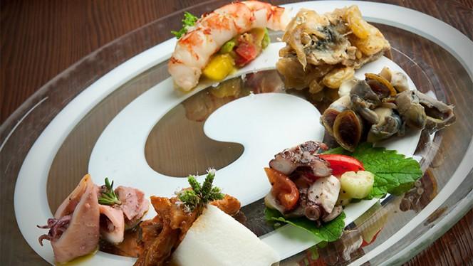 Suggerimento dello chef - Osteria  Giorgione, Venezia