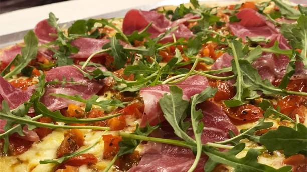 Enzo Mio Pizza Suggestion du chef