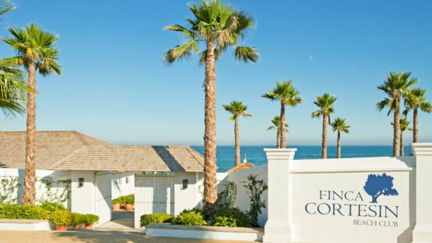 Finca Cortesin Beach Club Entrada