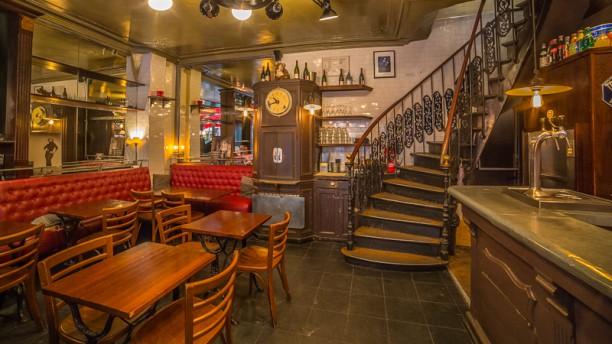 Grizzli café Salle du bas
