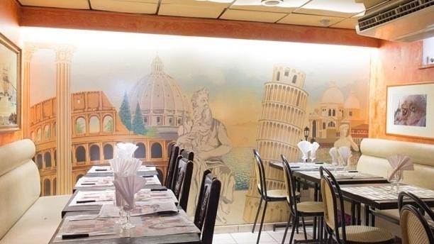 Il Farnese Salle du restaurant