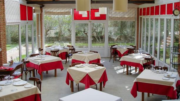 Posada Quinta San José Vista de la sala