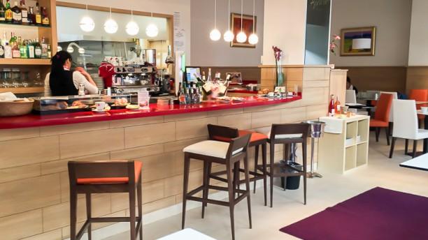 Apricot Lounge Vista sala