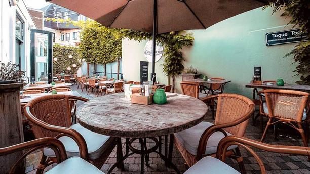 Toque Toque Foodcafé TuinTerras/Binnentuin