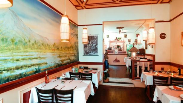 Buriram restaurantzaal