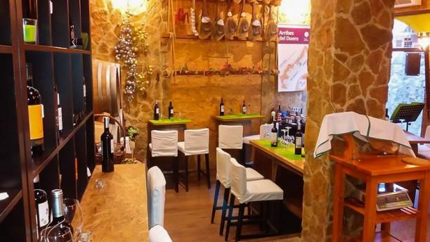 Wine & Tapas del Duero Sala