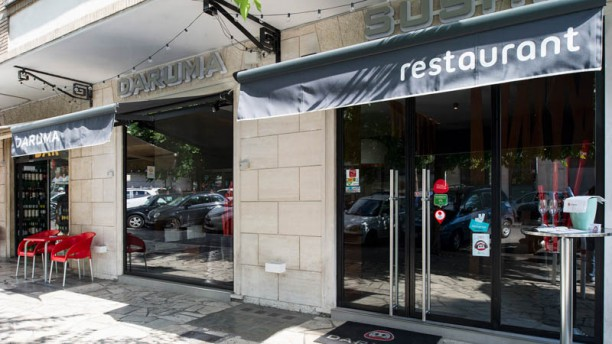 Daruma Restaurant - Ponte Milvio Terrazza